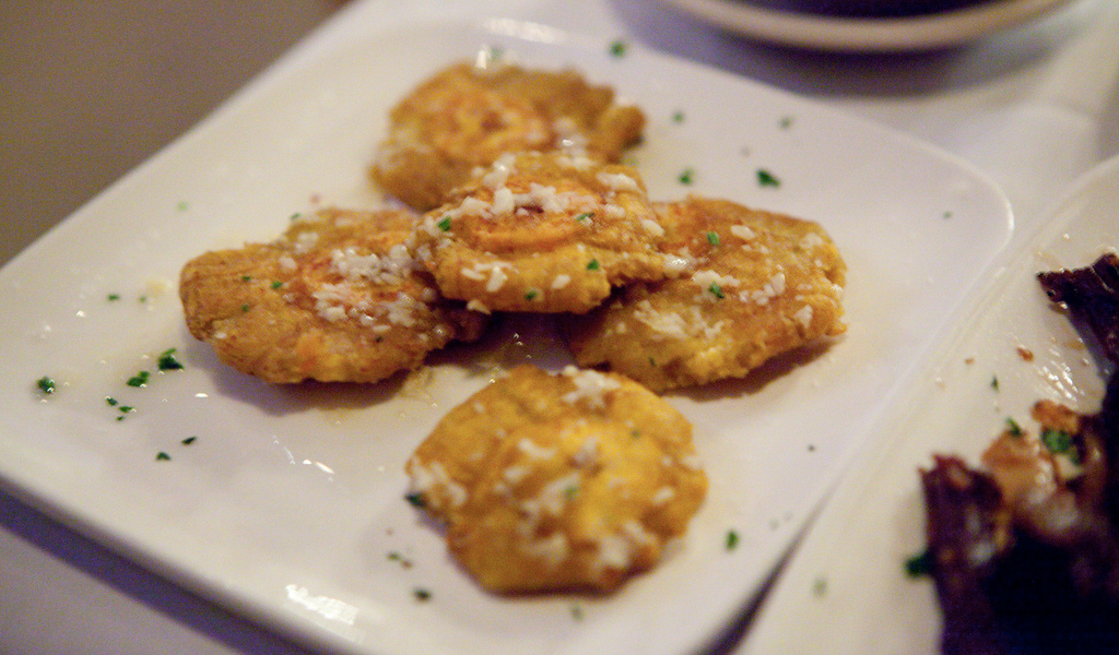 Tostones - photo by Anthony Quintano