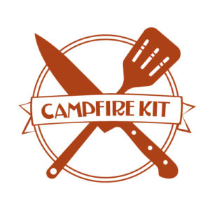 Campfire Kit Logo - Cooking and Grilling Gift Box