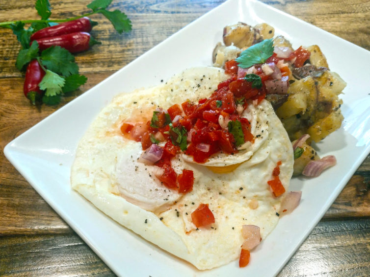 Huevos Rancheros Recipe from Culinarie Kit Cooking Gift Boxes